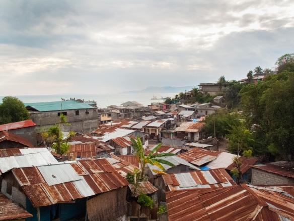 Jeremie, Haiti  A rural town on the West coast